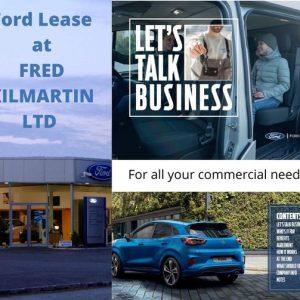 Ford Lease Fred Kilmartin LTD Ballinasloe