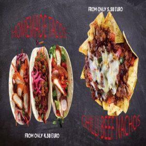 Homemade Tacos Bethlehem Ballinasloe