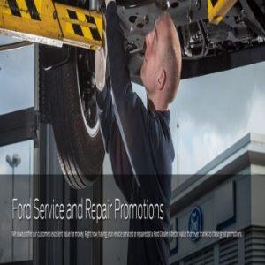 Ford-Service Fred Kilmartin LTD Ballinalsoe