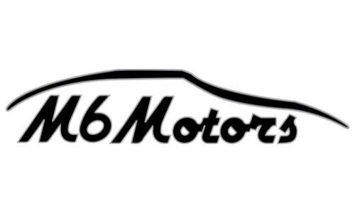 M6 Motors - Logo