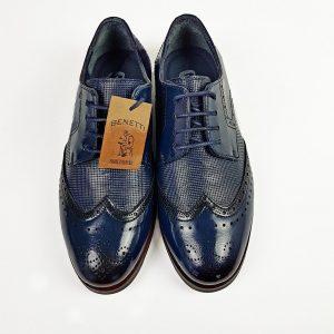 Benetti George Shoe Navy